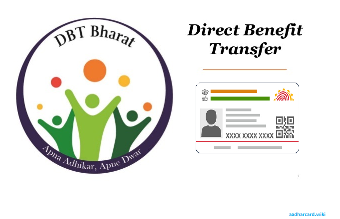 Direct Benefit Transfer (DBT)